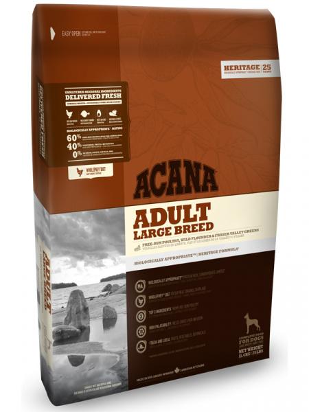 Acana Heritage Adult Large Breed Grain-Free Dog