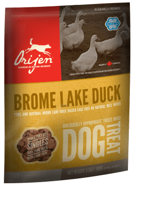 Orijen Brome Lake Duck Dog Treat