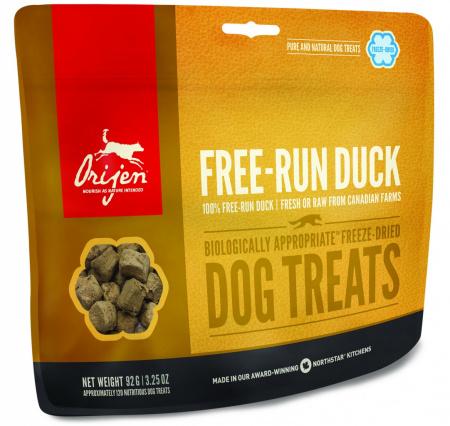 Лакомство для собак Orijen FD Free-Run Duck Dog