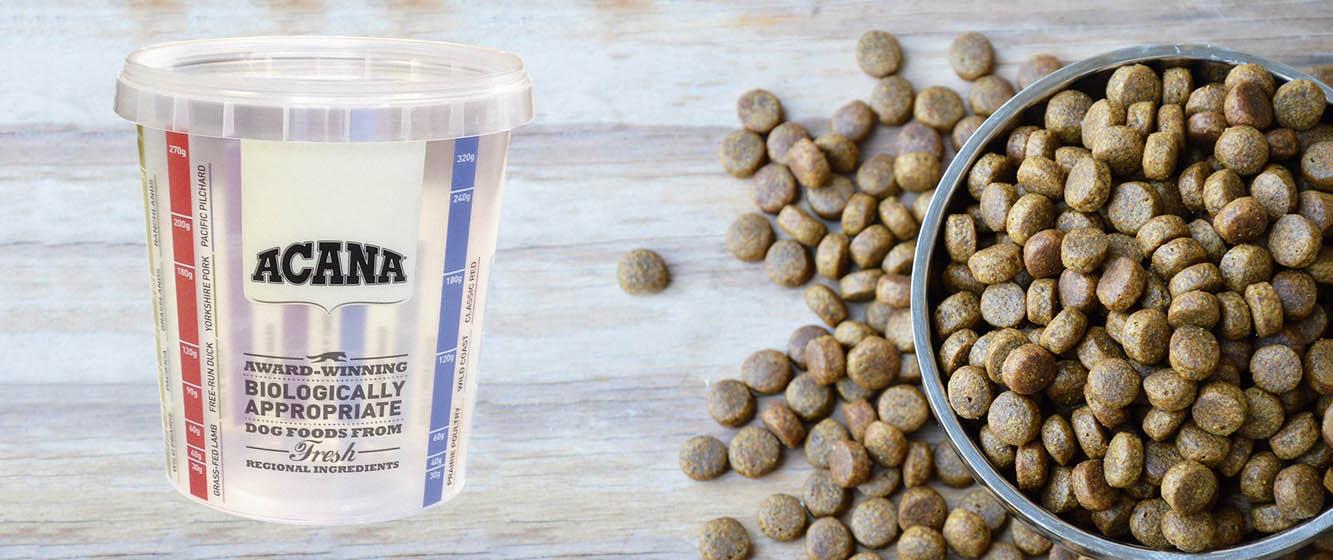 Как отмерить сухой корм без весов
