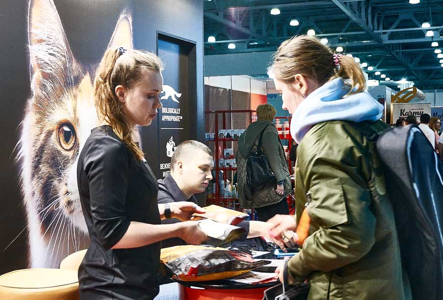 Лотерея и подарки: Acana на выставке «Кэтсбург» 2020