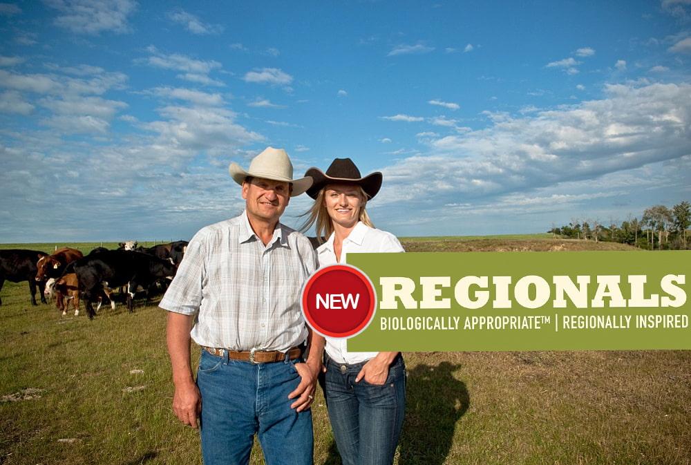 Новая формула Acana Regionals