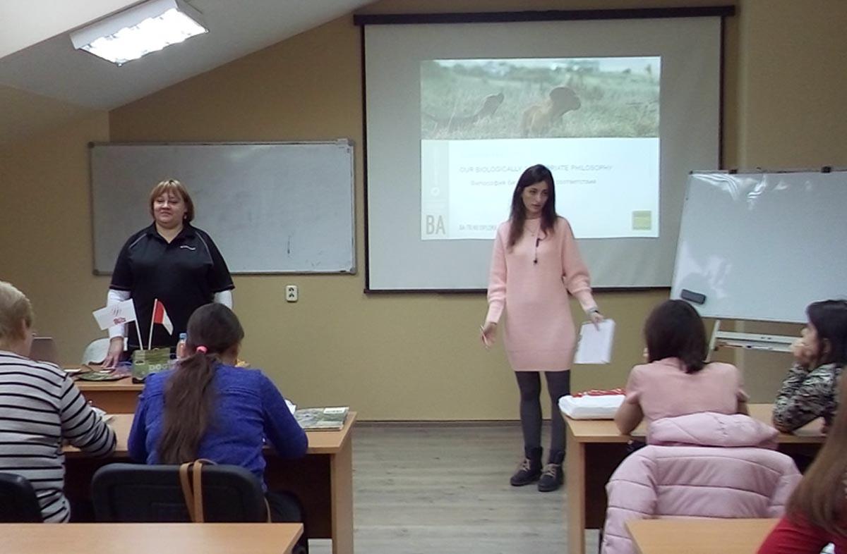Обучающий семинар ACANA в г. Чебоксары: декабрь 2017