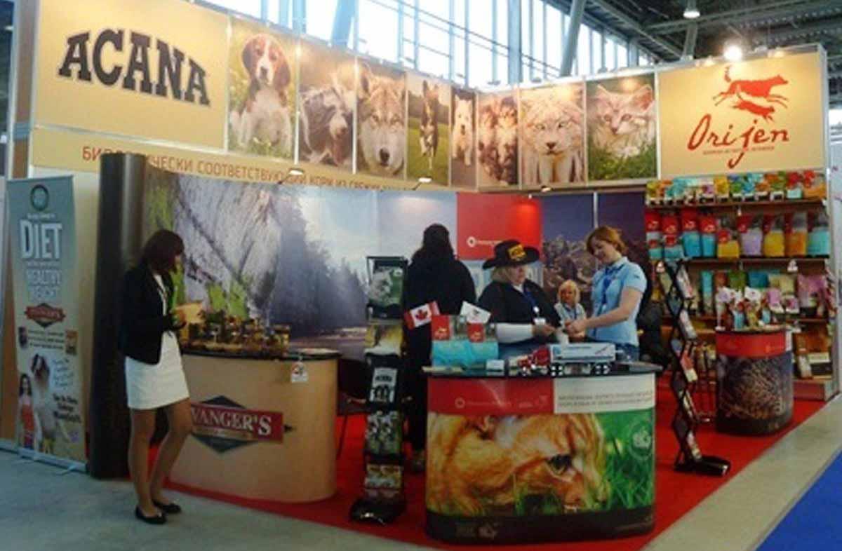 Компания «Акана» на «ПаркЗоо 2014»