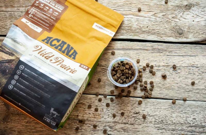 50 граммов сухого корма для кошек — это сколько