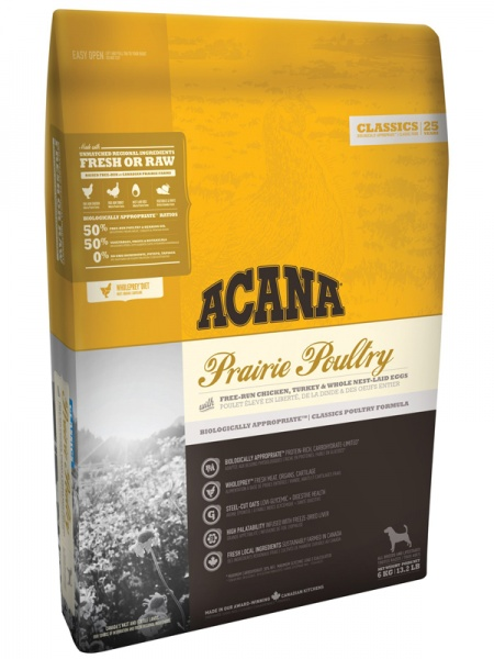 Acana Classics Prairie Poultry Dog