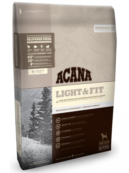 Acana Heritage Light & Fit Dog