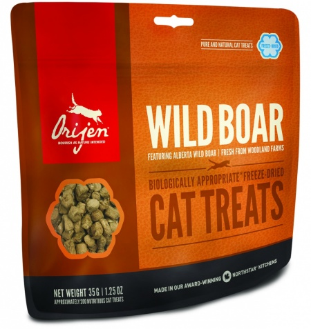 Orijen Wild Boar Cat Treat