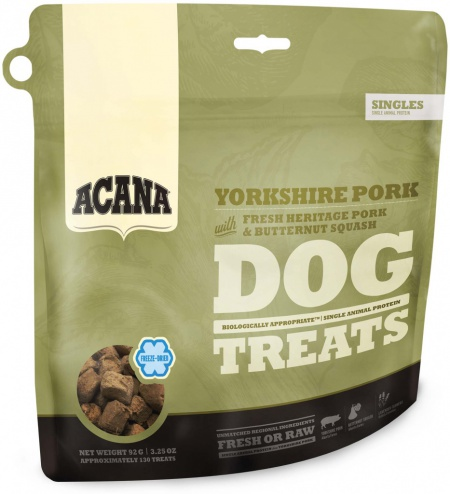 Acana Yorkshire pork Singles treat