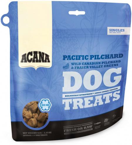 Acana Pacific pilchard Singles treat