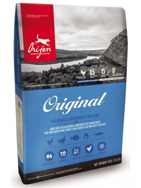 Корм для собак Orijen Original